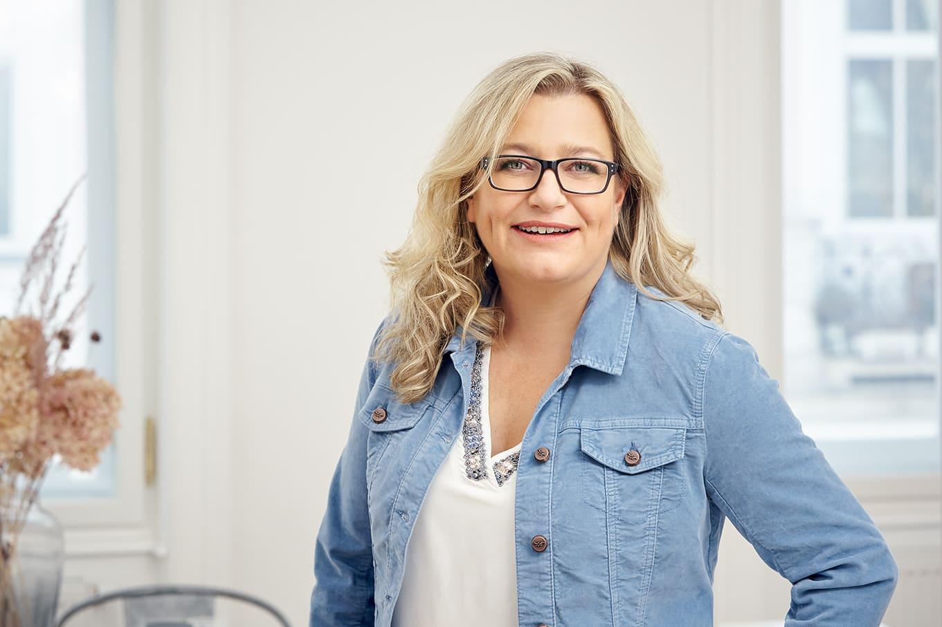 Karin Cvrtila - Gründerin von TILA DIGITAL