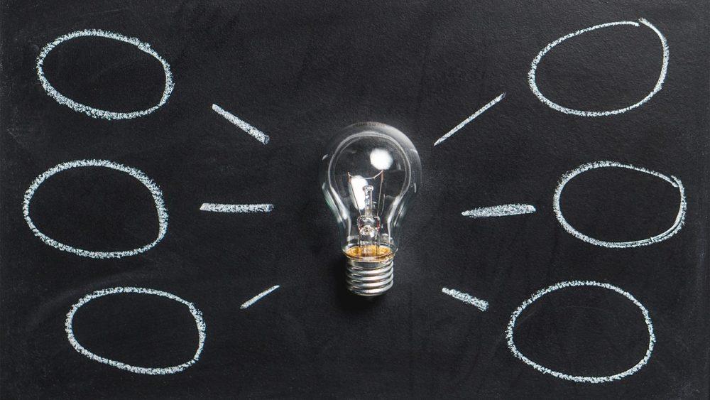 Ideen sammeln für Unternehemensblog und Redaktionsplan