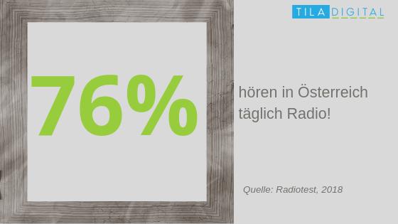 Radio hören in Österreich und Deutschland