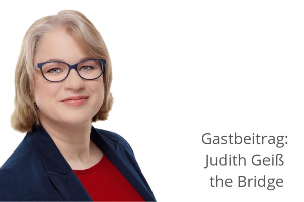 Gastbeitrag Judith Geiß